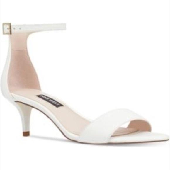 Nine West Shoes Nine West Strappy Heel Sandalswedding Shoes Poshmark
